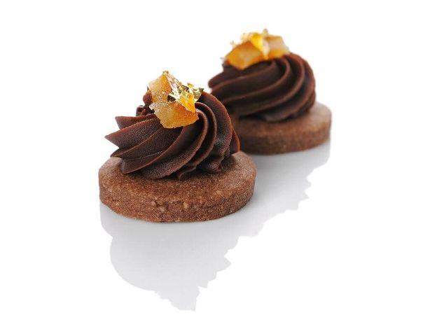 Petit Four desszertek és kekszek